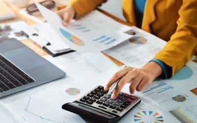 Posel in finance